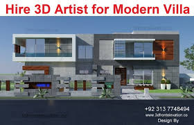 floor plans facade design