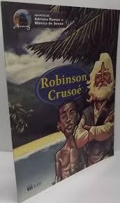 Livro: Ramos, Adriana - Robinson Crusoé - Frete Grátis - R$ 24,90 ...
