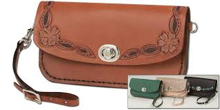 isabella clutch kit tandy leather