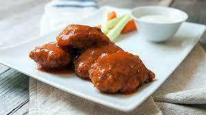 easy boneless buffalo wings recipe