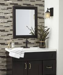 glass and stone mosaic tile at menards