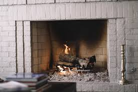 combustibles around fireplaces