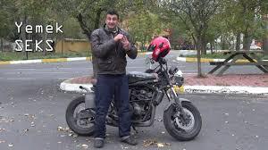 Motosiklette Bakış - YouTube