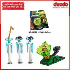 LARI 11322 Lắp ghép Ninjago Spinjitzu Slam Lloyd - Đồ chơi Xếp ...