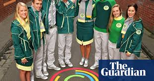 Australia's Commonwealth Games uniform – stylewatch | Fashion | The Guardian