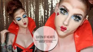 easy queen of hearts makeup tutorial