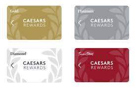 total rewards will bee caesars rewards