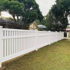 China Customized Vinyl Semi Privacy Fence Panels Manufacturers Suppliers Factory Direct Wholesale Showtech