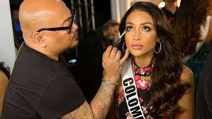 mac makeup artists take us backse at