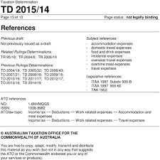 claiming work travel expenses