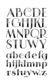 Pin by Abby Vakulskas on 1960, Studio Handbook: Lettering, Design and  Layouts by Samuel Welo. | Lettering alphabet, Lettering, Hand lettering  alphabet