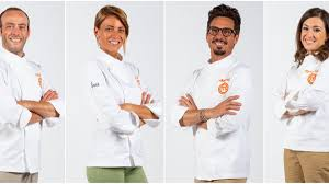 MasterChef 9, la sfida finale: Antonio, Davide, Marisa e Maria ...