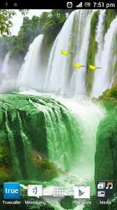 bigger waterfall 4d live wallpaper