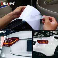 3 Layers Glossy Ppf Clear Protection Rhino Skin Vinyl Film For Vehicle Paint Decal Motorcycle Laptop Skateboard Wraps Car Stickers Aliexpress