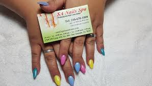 5 best nail salons in san antonio top
