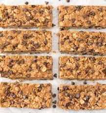 4 ing no bake healthy granola