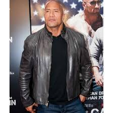 jacket black leather jacket dwayne