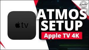 Setup Dolby Atmos & Dolby Vision Apple TV 4K