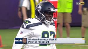 Peter Schrager: Poona Ford Poised For Breakout Season With Seahawks