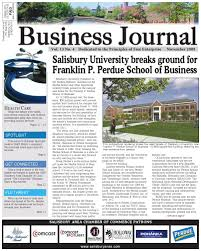 Salisbury Business Journal By Morning Star Publications Issuu