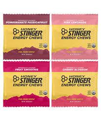 energy chews variety honey stinger