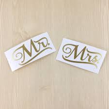Mr And Mrs Decal Wine Glass Decals Newlywed Gifts Bride And Groom Decals Wedding Cup Decal Wedding Stickers Wedding Decal Wine Glass Decals