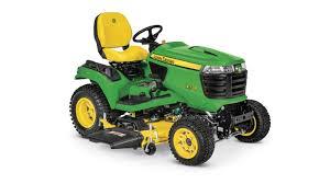 lawn mower tractor x738 signature