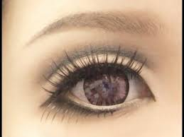 tutorial anime eye makeup 2 you