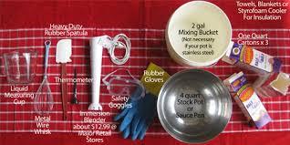 soapmaking instructions