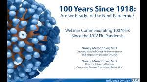 1918 Pandemic Flu Partner Webinar ...