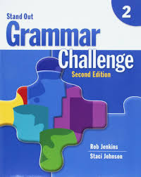 Stand Out 2: Grammar Challenge Workbook: Amazon.co.uk: Staci ...