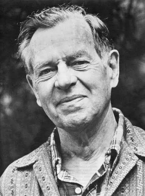 Joseph Campbell, importante mitologista do século XX