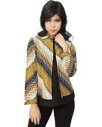 Aku pingin baju rompi yang anak anak. Baju Wanita Batik Atasan Batik Kemeja Batik Rompi 026 2 Www Heartbeats Co Id