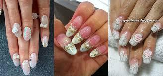 18 candy corn nails art