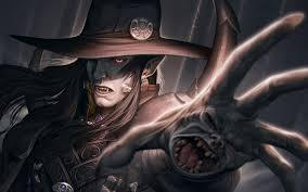 تحميل خلفيات Vampire Hunter D الحدود المانجا Artowrk عيون