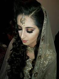 pro bridal makeup artist trained by