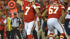 Same story, different city for QB Aaron Murray | PFF News ...