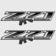 Amazon Com Silverado Molon Labe Gun Sticker Ar15 Assault Rifle Truck Decal Set Automotive
