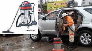Máy hút bụi - Nội thất xe hơi cần được vệ sinh đúng cách ngoài giữ được