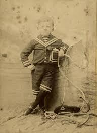 Photograph [Johnnie Smith]; Eden George Co Ltd; c1895; CT83.1114b ...