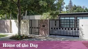Pasadena House Brings That Palm Springs Vacation Vibe Los Angeles Times