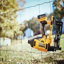 Dewalt Dcfs950b 20v Max Xr 9 Ga Cordless Fencing Stapler Bare Tool Factory Authorized Outlet