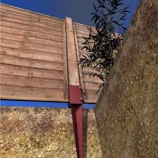 Metal Post Support Spikes Kudos Fencing Supplies