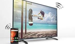 cara menghubungkan hp ke tv led dengan