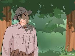 how to become a forest ranger 10 steps