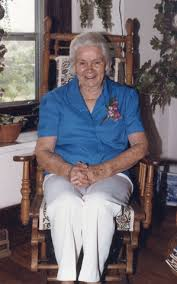 Violet Myrtle Powell (Frahm) (1902 - 1995) - Genealogy