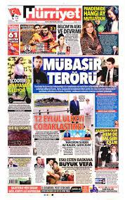 13 Eylül Pazar gazete manşetleri: Türkiye'den müthiş İHA hamlesi! - Resim 1