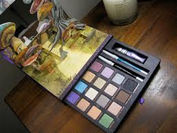 urban decay alice in wonderland book of