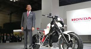 honda hopes to build pcx electric bike
