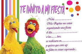 Letras Te Invito A Mi Fiesta Imagui